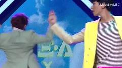 The Day We Broke Up (130420 Music Core) - Ze:a Five