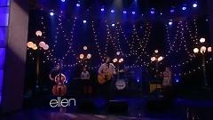Half Moon (Ellen DeGeneres) - Blind Pilot