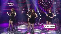 Black Tinkerbell (130614 Music Bank) - Chocolat