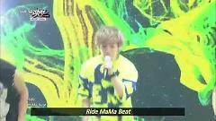 Mama Beat (130622 Music Bank) - LC9