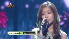 Diary (130925 Show Champion) - Lady Jane
