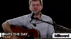 Ring Pop (LIVE Billboard Studio Session) - Saves The Day