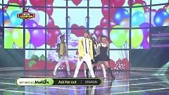Ask Her Out (131009 Show Champion) - Demion