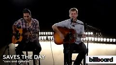 Cars And Calories (LIVE Billboard Studio Session) - Saves The Day