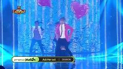Ask Her Out (131016 Show Champion) - Demion