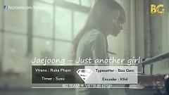 Just Another Girl (Vietsub) - Hero JaeJoong (DBSK)