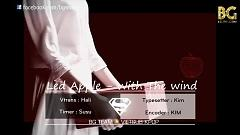 With The Wind (Vietsub) - LEDApple