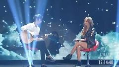 Give It To Me Right (131103 Youtube Music Awards ) - Hyorin , Sungha Jung