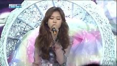 Hurtful (131201 Inkigayo) - Shin Jihoon