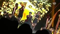 Wait A Minute (131201 Inkigayo) - Baek Seung Heon