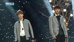Missing You (131124 Inkigayo) - 100% V