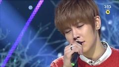 With The Wind (131201 Inkigayo) - LEDApple