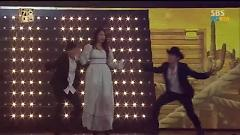 Bad Girl & The Baddest Female (131229 SBS Gayo Daejun) - CL , Lee Hyori