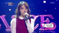 Don't Answer The Call (140103 Music Bank) - Jevice