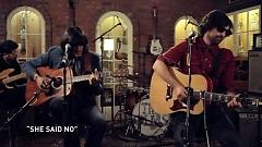 She Said No (Live At Guitar Center) - The Olms