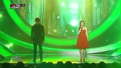 Hurt Deeper Than Love (131231 MBC Gayo Daejun) - Lena Park , Kim Bum Soo