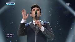 It's Not The Big Deal (140119 Inkigayo) - Kim Kyung Rok