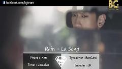 La Song (Vietsub) - Rain