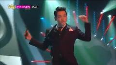 LA SONG (140125 Music Core) - Rain , Tae Jin Ah