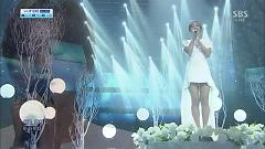 Hello, Goodbye (You Who Came From The Stars OST) (140126 Inkigayo) - Hyorin
