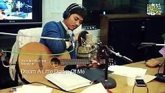 Dream A Little Dream Of Me (131224 MBC Radio) - Ilac