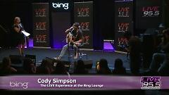 Pretty Brown Eyes (Live In The Bing Lounge) - Cody Simpson