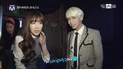 Mnet Wide News (140220 M!Countdown) - S.M.Ballad , TAEYEON , JONGHYUN