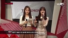 MC Cuts (140218 SBS MTV The Show All About K-Pop) - Park Gyuri