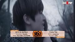 I Love You (Vietsub) - Ali , Yim Jae Bum
