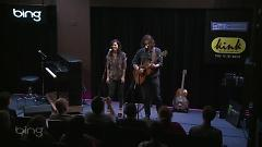 Tip Of My Tongue (Live In The Bing Lounge) - The Civil Wars