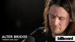 Watch Over You (Live Billboard Studio Session) - Alter Bridge