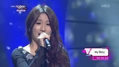 My Story (140314 Music Bank) - Park Su Jin