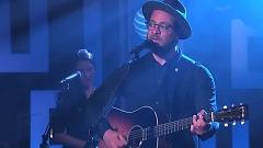 Chill In The Air (Jimmy Kimmel Live Music) - Amos Lee