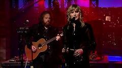 Falling (Live At David Letterman) - Jennifer Nettles