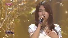 My Story (140323 Inkigayo) - Park Su Jin