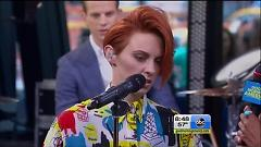 Uptight Downtown (Live On Good Morning America) - La Roux