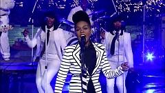 Heroes (Live At David Letterman) - Janelle Monáe