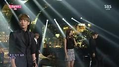 Seoul Lonely (140601 Inkigayo) - Phantom