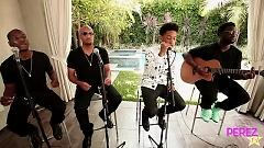Heartbreak Heard Around The World (Acoustic Perez Hilton Performance) - Jacob Latimore