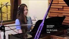 I'm In Love (140620 MBC Radio) - Park Sae Byul