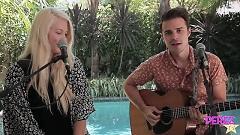 Prove It To You (Acoustic Perez Hilton Performance) - Kris Allen , Lenachka
