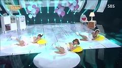 Ice Baby (140706 Inkigayo) - Tiny-G