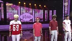 I'll Be Your Spring (140803 Inkigayo) - Phone