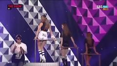 Nice Body (140729 The Show) - Hyomin (T-Ara)