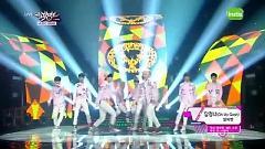 Oh My Gosh (140822 Music Bank) - AlphaBAT