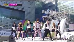 Sali Go Dali Go (140906 Music Core) - Kim Jong Min