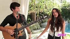 Little Do You Know (Exclusive Perez Hilton Acoustic) - Alex & Sierra