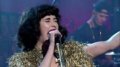90's Music (Live At David Letterman) - Kimbra