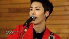 Baby (130906 A Song For You) - No Min Woo