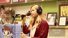 Fragile And Kind (141008 Kiss The Radio) - Nam Young Joo